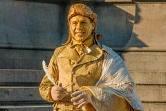 People of the World - Amadeus Mozart Royalty Free Stock Photos