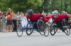 Peoria maraton Fotografia Royalty Free