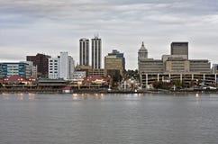 Peoria van de binnenstad Stock Foto's