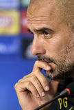 Pep Guardiola royalty free stock photos