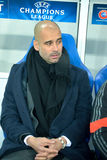 Pep Guardiola Stock Photo