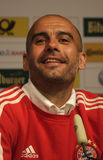 Pep Guardiola Royalty Free Stock Photography