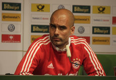 Pep Guardiola Stock Photos
