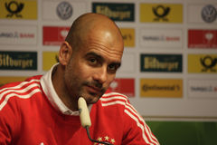Pep Guardiola Stock Images