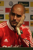 Pep Guardiola Royalty Free Stock Photo