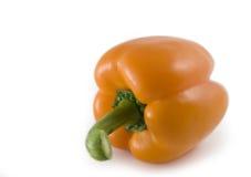Pepe arancione Immagini Stock