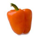 Pepe dell'arancia dolce Fotografia Stock