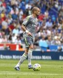 Pepe Lima av Real Madrid Royaltyfria Bilder