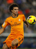 Pepe Lima do Real Madrid Imagem de Stock