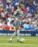Pepe Lima of Real Madrid Royalty Free Stock Images