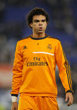 Pepe Lima of Real Madrid Stock Photography