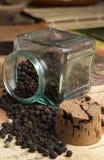 pepe nero Fotografia Stock