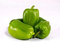 Pepe verde Immagine Stock