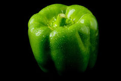 Pepe verde Immagini Stock Libere da Diritti