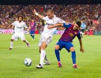 Pepe and Villa Royalty Free Stock Photo