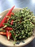 Peper en peper Stock Fotografie