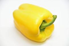 Peper jaune Images stock