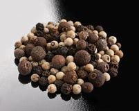 Peper mix spice Stock Image