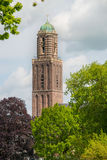 Peperbus in Zwolle Royalty Free Stock Photos