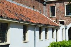 Pepergasthuis Groningen Nederländerna Royaltyfri Fotografi
