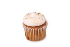 Peperkoek cupcake Royalty-vrije Stock Foto's