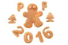Peperkoek PF 2016 Stock Afbeelding