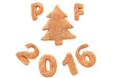 Peperkoek PF 2016 Stock Foto