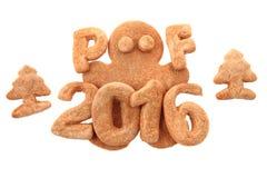 Peperkoek PF 2016 Royalty-vrije Stock Foto