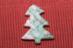 Peperkoekcakes Stock Afbeelding