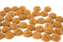 Pepernoten ginger nuts Stock Photography