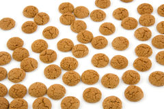 Pepernoten (ginger nuts) Royalty Free Stock Photo