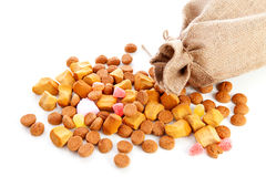 Pepernoten (ginger nuts) Stock Photography