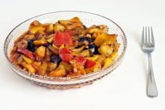 Peperonata siciliano Fotos de archivo