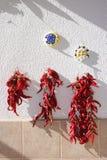 Peperoncini Stock Image