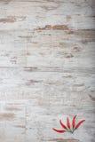 Peperoncini roventi Fotografie Stock Libere da Diritti
