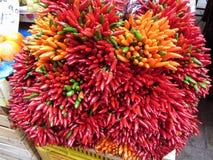 Peperoncini For Sale Stock Photo