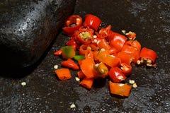 peperoncino rosso Immagini Stock