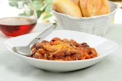 Peperoncino rosso vegetariano fotografie stock libere da diritti