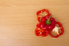 Peperone dolce Fotografia Stock Libera da Diritti