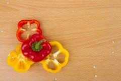 Peperone dolce Fotografie Stock Libere da Diritti