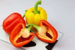 Peperone dolce Fotografia Stock