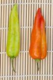 Peperone dolce o peperone dolce Fotografia Stock Libera da Diritti