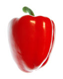 Peperone dolce rosso Immagine Stock
