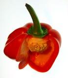 Peperone dolce rosso Fotografie Stock Libere da Diritti