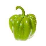 Peperone dolce verde fotografia stock libera da diritti
