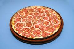 Peperoni 2 пиццы Стоковые Изображения RF