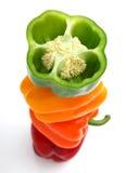 Peperoni Fotografie Stock
