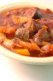 Peperoni 143 della salsiccia Fotografia Stock