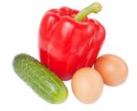 Peperoni Fotografia Stock