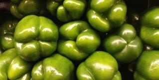 Peperoni, colore rosso, colore giallo, arancio, verde Immagini Stock Libere da Diritti